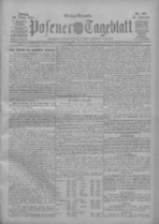 Posener Tageblatt 1909.10.22 Jg.48 Nr496