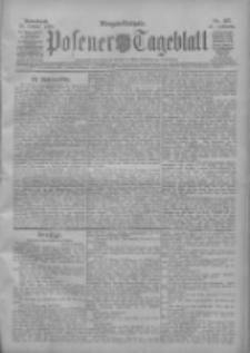 Posener Tageblatt 1909.10.23 Jg.48 Nr497