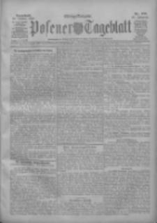 Posener Tageblatt 1909.10.23 Jg.48 Nr498