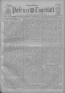 Posener Tageblatt 1909.10.24 Jg.48 Nr499