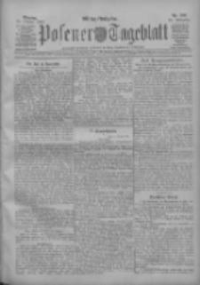 Posener Tageblatt 1909.10.25 Jg.48 Nr500