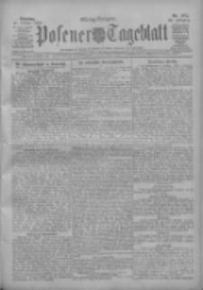 Posener Tageblatt 1909.10.26 Jg.48 Nr502
