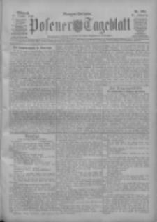 Posener Tageblatt 1909.10.27 Jg.48 Nr503