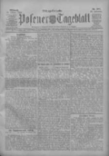 Posener Tageblatt 1909.10.27 Jg.48 Nr504