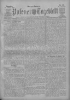 Posener Tageblatt 1909.10.28 Jg.48 Nr505