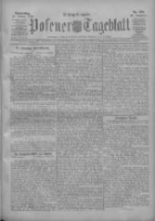 Posener Tageblatt 1909.10.28 Jg.48 Nr506
