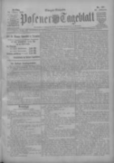 Posener Tageblatt 1909.10.29 Jg.48 Nr507