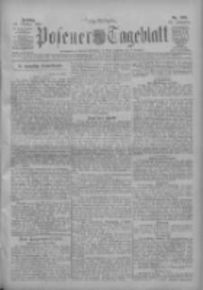 Posener Tageblatt 1909.10.29 Jg.48 Nr508