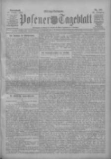 Posener Tageblatt 1909.10.30 Jg.48 Nr510