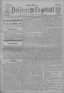 Posener Tageblatt 1909.10.31 Jg.48 Nr511