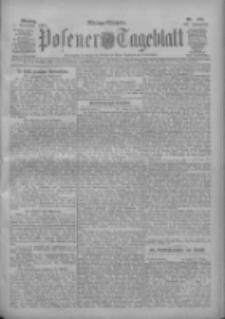 Posener Tageblatt 1909.11.01 Jg.48 Nr512