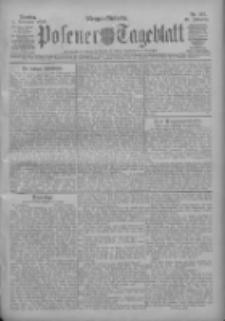 Posener Tageblatt 1909.11.02 Jg.48 Nr513