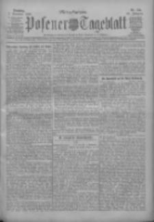 Posener Tageblatt 1909.11.02 Jg.48 Nr514
