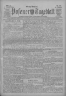 Posener Tageblatt 1909.11.03 Jg.48 Nr516