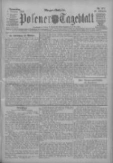 Posener Tageblatt 1909.11.04 Jg.48 Nr517