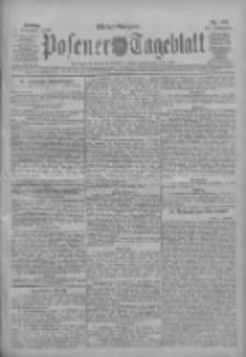 Posener Tageblatt 1909.11.05 Jg.48 Nr520