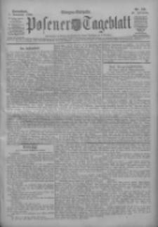 Posener Tageblatt 1909.11.06 Jg.48 Nr521