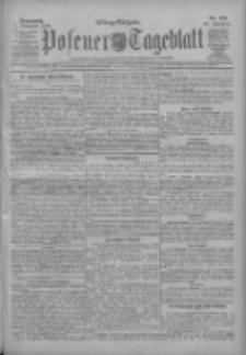 Posener Tageblatt 1909.11.07 Jg.48 Nr522