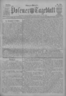 Posener Tageblatt 1909.11.07 Jg.48 Nr523