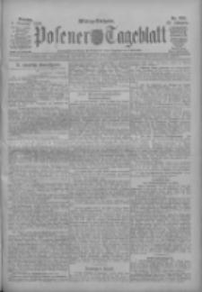 Posener Tageblatt 1909.11.08 Jg.48 Nr524