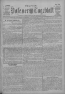Posener Tageblatt 1909.11.09 Jg.48 Nr526