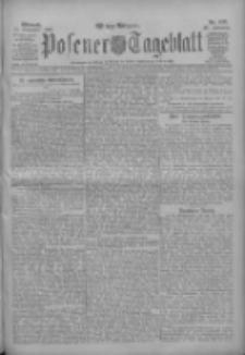 Posener Tageblatt 1909.11.11 Jg.48 Nr528