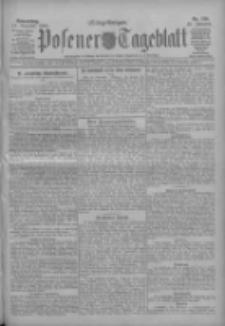 Posener Tageblatt 1909.11.11 Jg.48 Nr530
