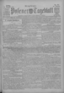 Posener Tageblatt 1909.11.12 Jg.48 Nr532