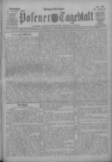 Posener Tageblatt 1909.11.13 Jg.48 Nr533