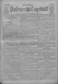 Posener Tageblatt 1909.11.13 Jg.48 Nr534