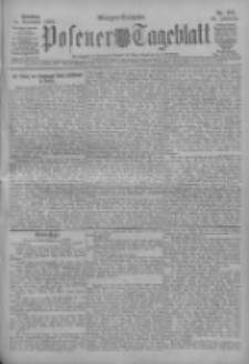 Posener Tageblatt 1909.11.14 Jg.48 Nr535