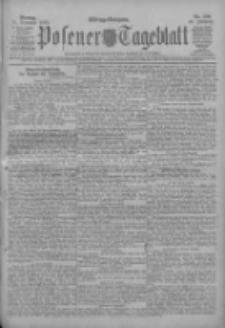 Posener Tageblatt 1909.11.15 Jg.48 Nr536