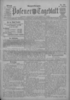 Posener Tageblatt 1909.11.17 Jg.48 Nr539