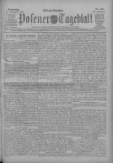 Posener Tageblatt 1909.11.18 Jg.48 Nr540