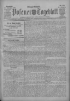 Posener Tageblatt 1909.11.20 Jg.48 Nr543