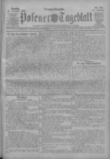 Posener Tageblatt 1909.11.21 Jg.48 Nr545