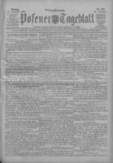 Posener Tageblatt 1909.11.22 Jg.48 Nr546
