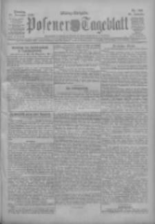 Posener Tageblatt 1909.11.23 Jg.48 Nr548