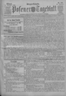 Posener Tageblatt 1909.11.24 Jg.48 Nr549