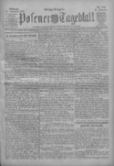 Posener Tageblatt 1909.11.24 Jg.48 Nr550