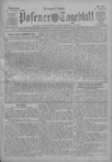 Posener Tageblatt 1909.11.25 Jg.48 Nr551