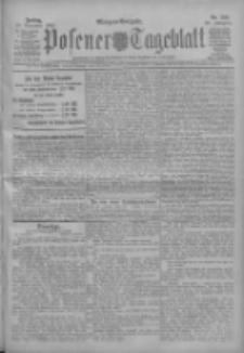 Posener Tageblatt 1909.11.26 Jg.48 Nr553