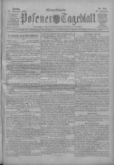 Posener Tageblatt 1909.11.26 Jg.48 Nr554