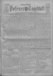 Posener Tageblatt 1909.11.27 Jg.48 Nr555