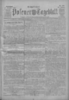 Posener Tageblatt 1909.11.27 Jg.48 Nr556