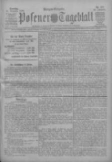Posener Tageblatt 1909.11.28 Jg.48 Nr557