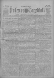 Posener Tageblatt 1909.11.29 Jg.48 Nr558