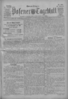 Posener Tageblatt 1909.11.30 Jg.48 Nr559