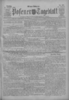Posener Tageblatt 1909.11.30 Jg.48 Nr560