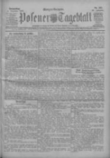 Posener Tageblatt 1909.12.02 Jg.48 Nr563